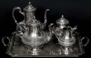 ¿Le gusta la plata de lujo? El hogar del coleccionista más exclusiva